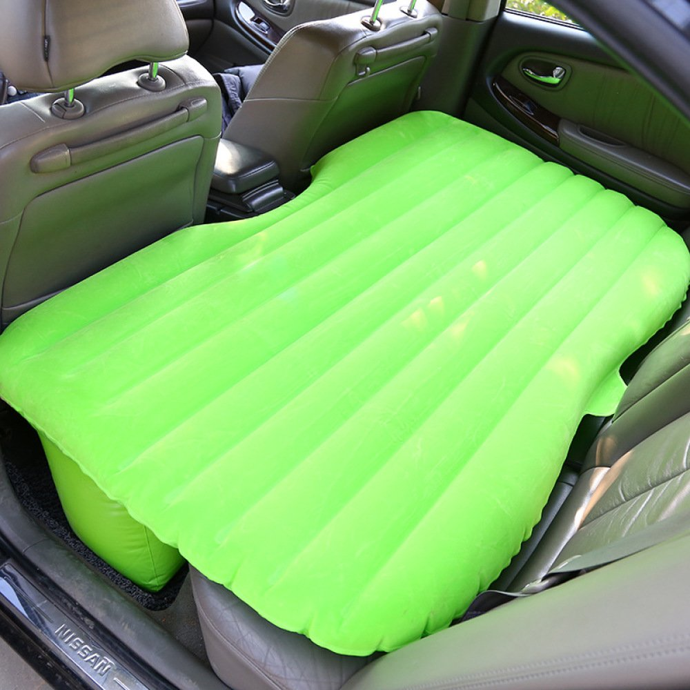 ERHANG Luftmatratzen Aufblasbare Matratze Portable Auto Bett SUV Auto Matratze Reisebett