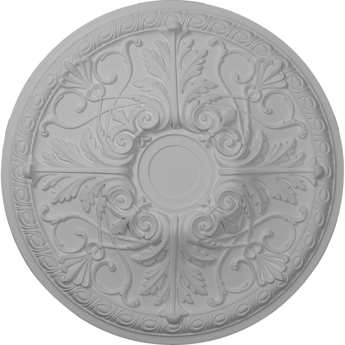 Ekena Millwork CM26TN 26-Inch OD x 3 7/8-Inch ID Tristan Ceiling Medallion