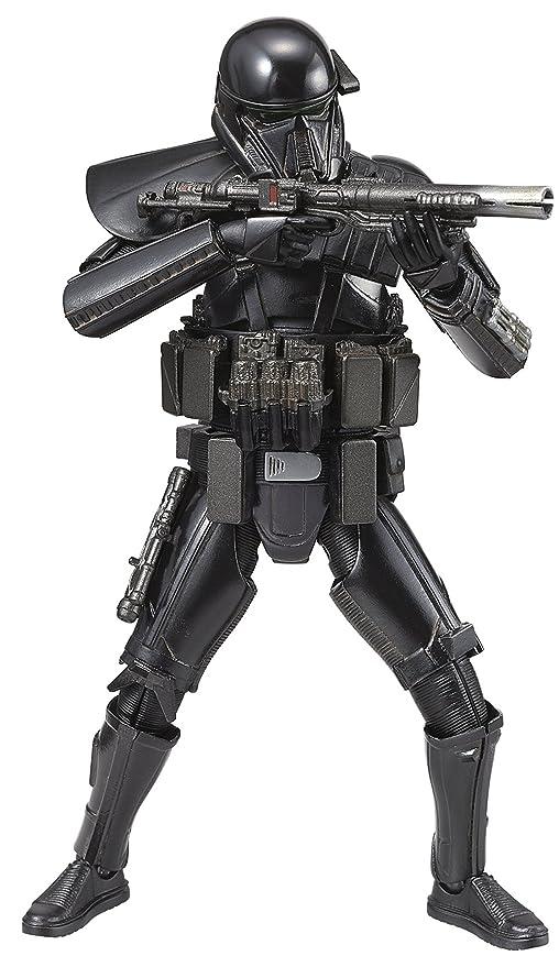 Amazoncom Bandai Hobby Star Wars 112 Death Trooper Star Wars