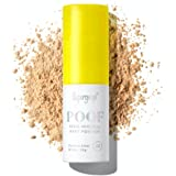 Supergoop! Poof 100% Mineral Part Powder, 0.71 oz - SPF 35 PA+++ Scalp Sunscreen with Broad Spectrum UV Protection - Reef-Saf