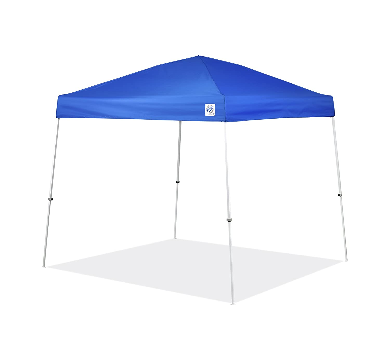 Amazon E Z UP SR9104BL Sierra II 10 By Feet Canopy Blue Outdoor Canopies Garden