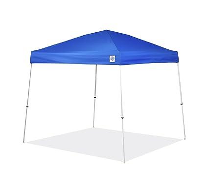 E-Z UP SR9104BL Sierra II 10 by 10-Feet Canopy Blue  sc 1 st  Amazon.com & Amazon.com : E-Z UP SR9104BL Sierra II 10 by 10-Feet Canopy Blue ...