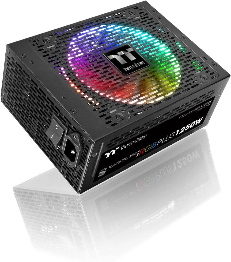 Thermaltake toughpower IRGB Plus 1250W