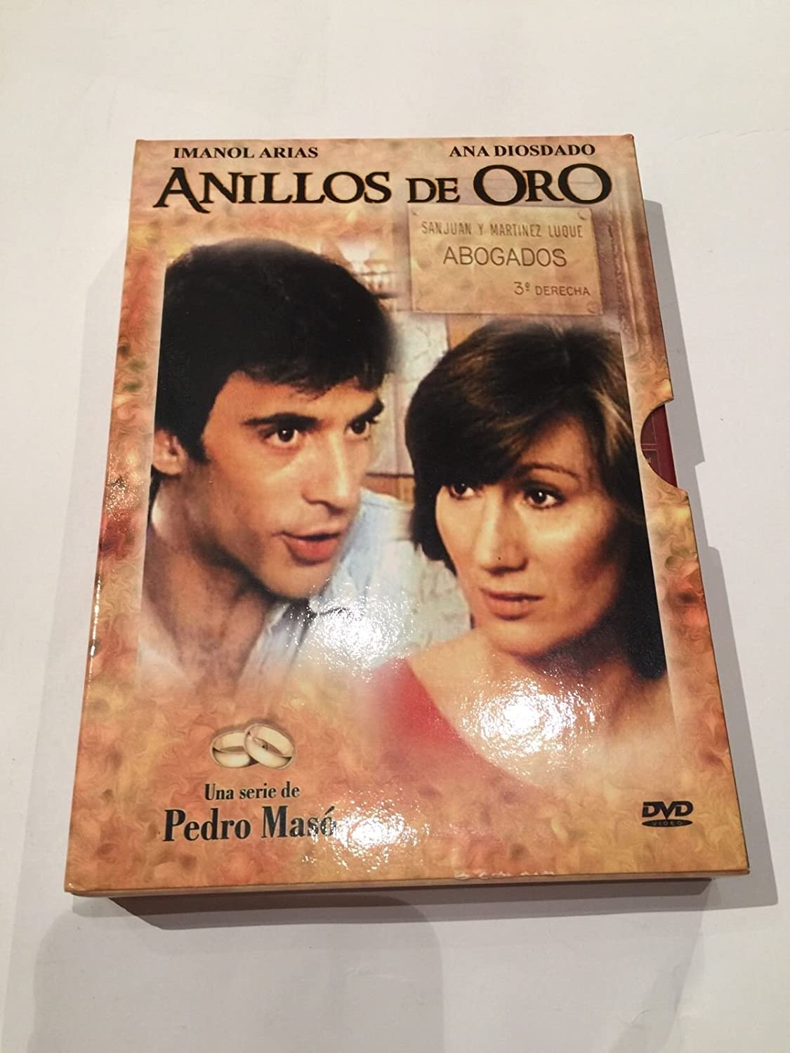 Pack Anillos de oro [DVD]: Amazon.es: Varios: Cine y Series TV