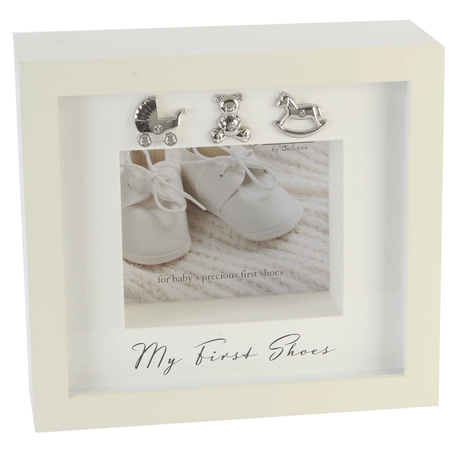 Mum To Be Present Baby Shower Gift Favour Mummy Unisex Keepsake-'First Shoes' Box wdd