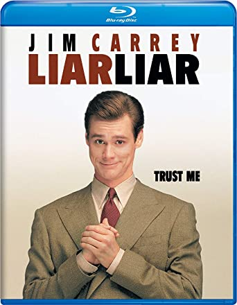 Poster of Liar Liar 1997 Full Hindi Dual Audio Movie Download BluRay 480p