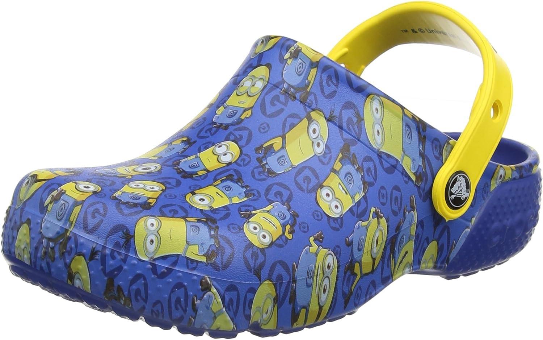 Sabots Mixte Enfant Crocs Fun Lab Minions Graphic Clog Kids