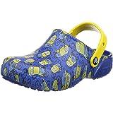 Crocs Funlab Minions Graphic Clog, Zoccoli Unisex – Bambini