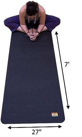 Grande Yoga Mats y estiramiento Mat - 84