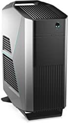 Dell ゲーミングパソコン ALIENWARE Aurora 18Q41/i7-8700K/16GB/256GB SSD+2TB HDD/GTX1080/Windows10/Blu-ray