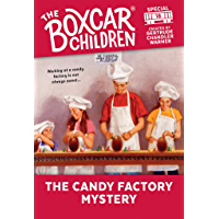 The Candy Factory Mystery (The Boxcar Children Special series Book 18) (English Edition)
