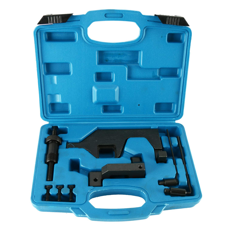 8MILELAKE Camshaft Engine Timing Tool Set Compatible for BMW Mini Cooper Club Man N13 N18