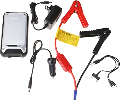 PowerAll PBJS12000AE Water Resistant Portable Lithium Jump Starter