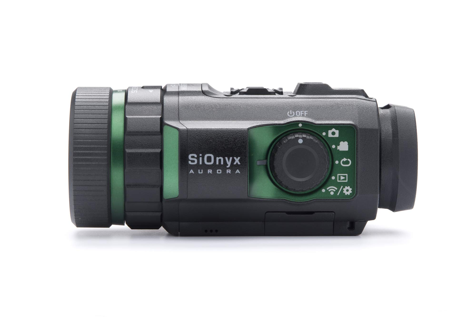 Aurora Day/Night Color HD Action Camera by SiOnyx