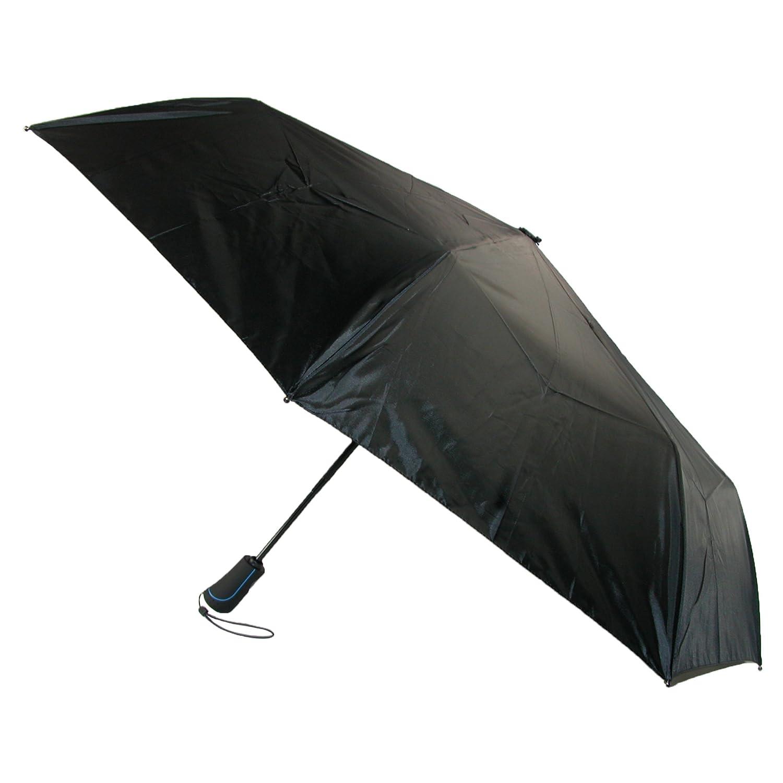 Totes Isotoner para hombre solo Auto Abrir y cerrar compacto paraguas: Amazon.es: Ropa y accesorios