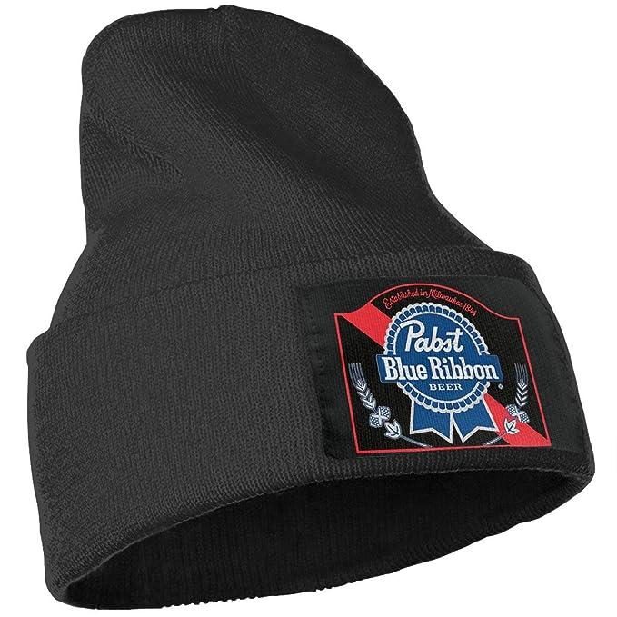 SLADDD1 China Warm Winter Hat Knit Beanie Skull Cap Cuff Beanie Hat Winter Hats for Men /& Women