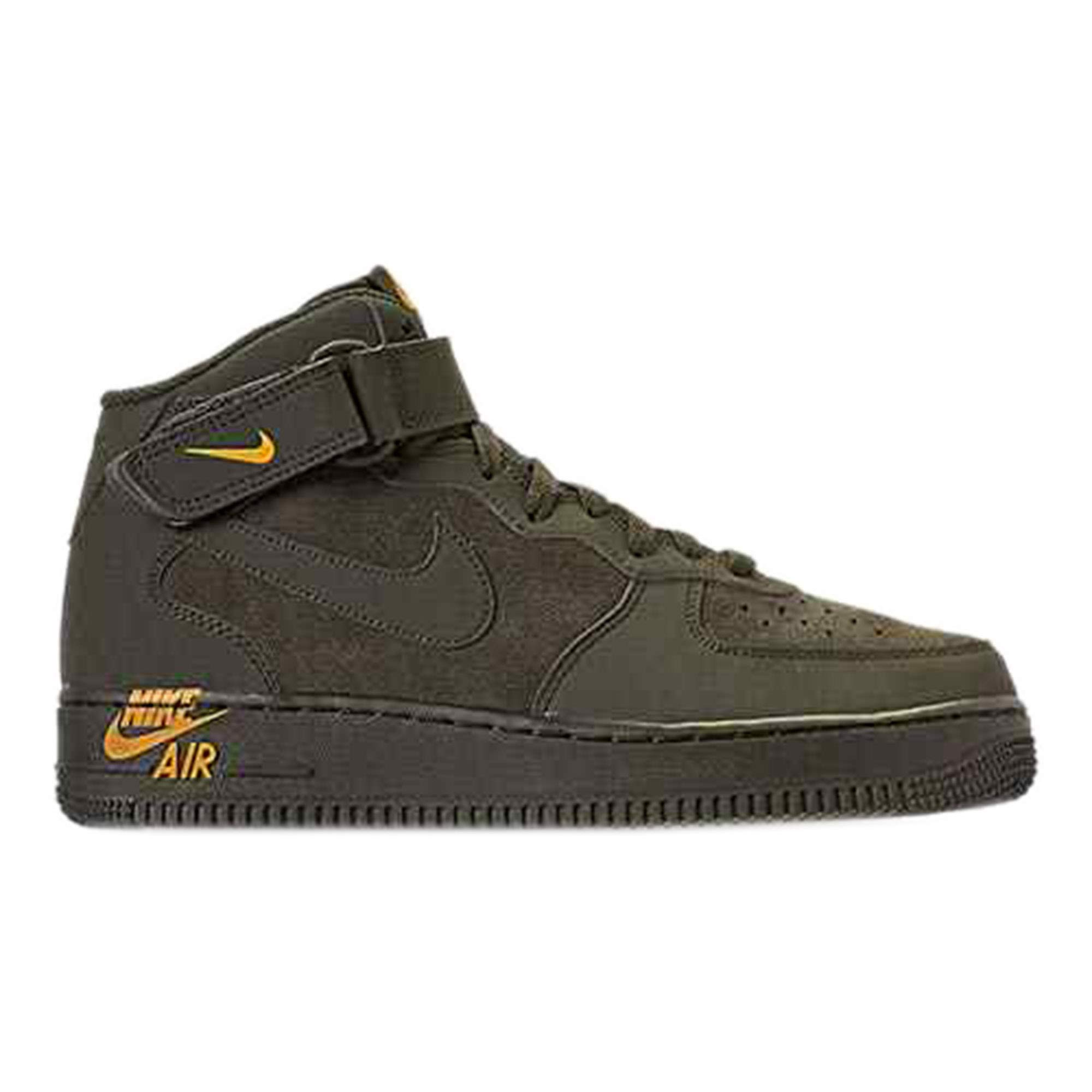 best sneakers 4af27 8a008 Galleon - Nike Air Force 1 Mid  07 Mens Style   315123-304 Size   8.5 M US