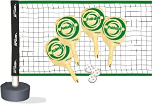 Verus Sports TG410 Complete Pickle Ball Set (Includes net, Base, Paddles, and Balls)