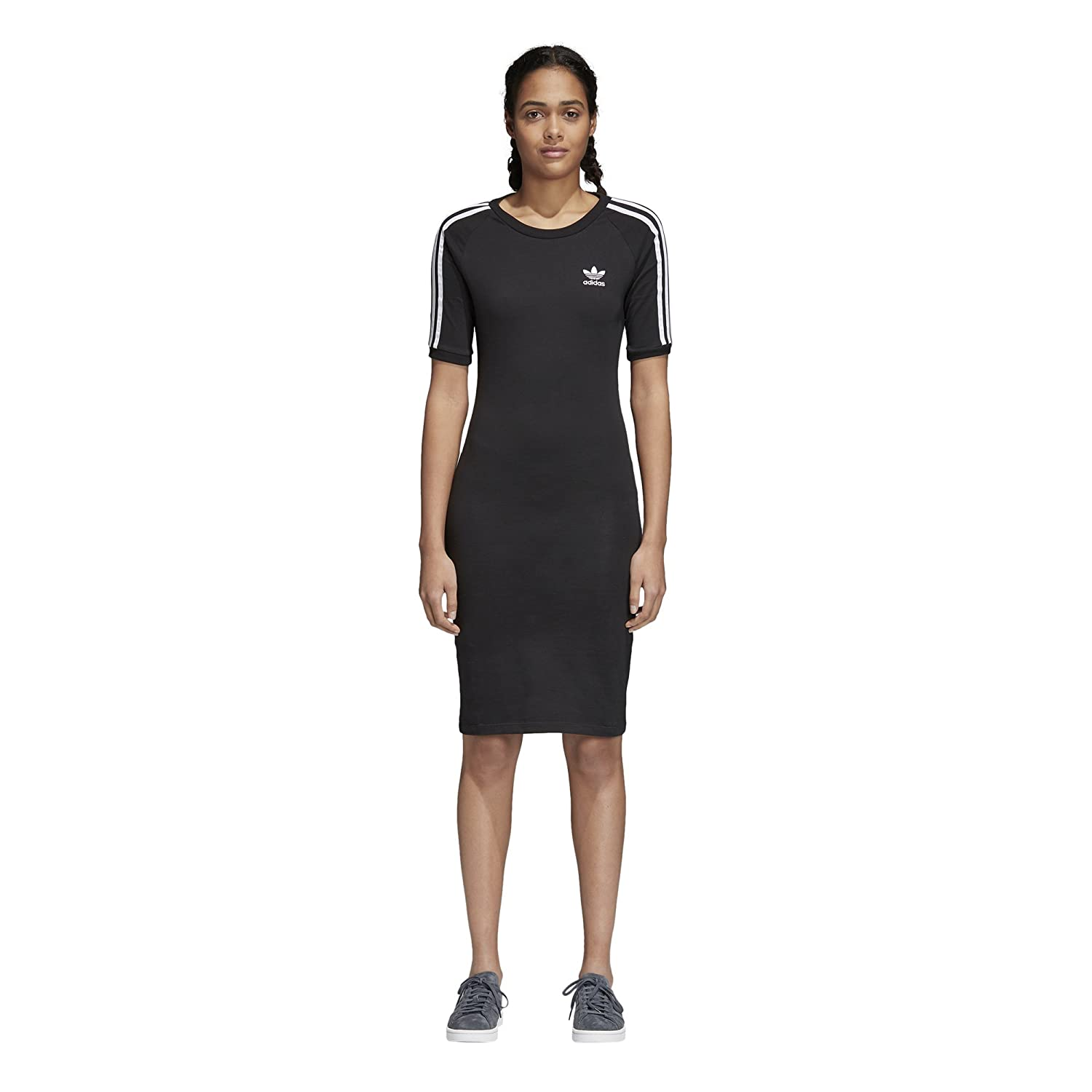 adidas Originals Womens Standard 3-Stripes Dress CY4748