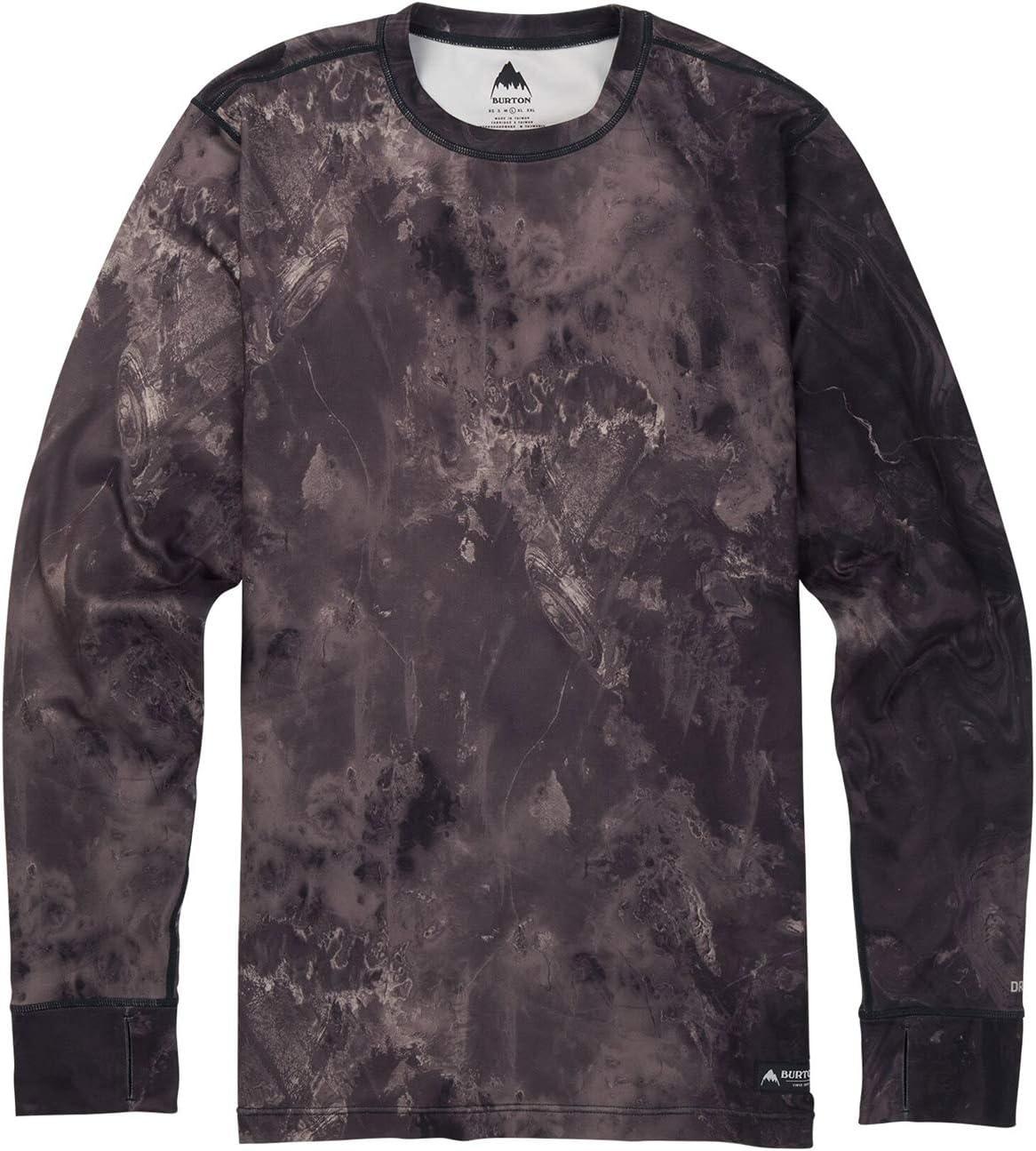 Burton Midweight Crew Camiseta Térmica, Hombre: Amazon.es: Deportes y aire libre