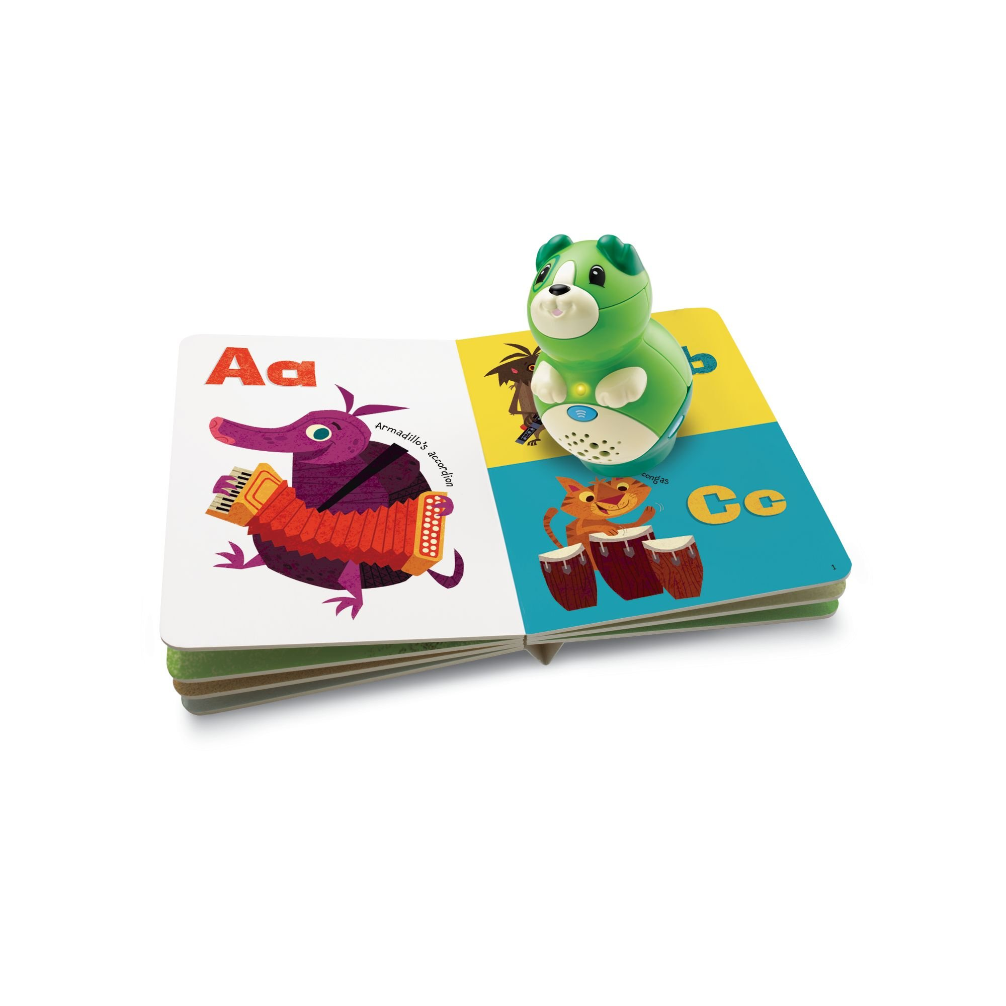 LeapFrog LeapReader Junior Book: ABC Animal Orchestra (works with Tag) by LeapFrog (Image #2)