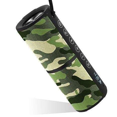 c778a76e85f Portronics POR-888 Breeze Bluetooth 4.1 Wireless Stereo: Amazon.in:  Electronics