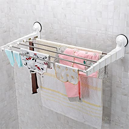 xiuxiandianju Barra de toalla de los muebles de cocina Soportes para toallas Cabritos para niños Pañales