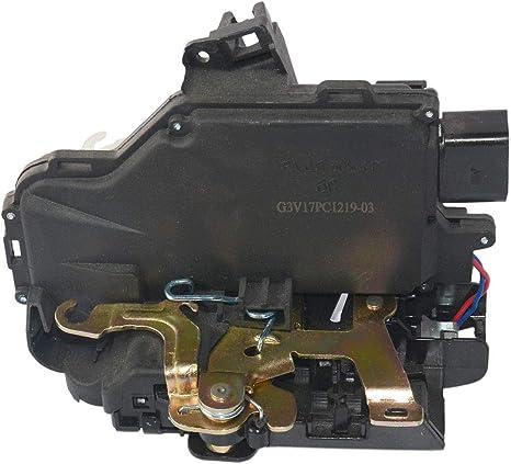 Meccanismo attuatore serratura porta destra anteriore 8N1837016B