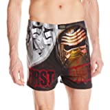 Briefly Stated Men's Kylo Ren and Troopers Boxer
