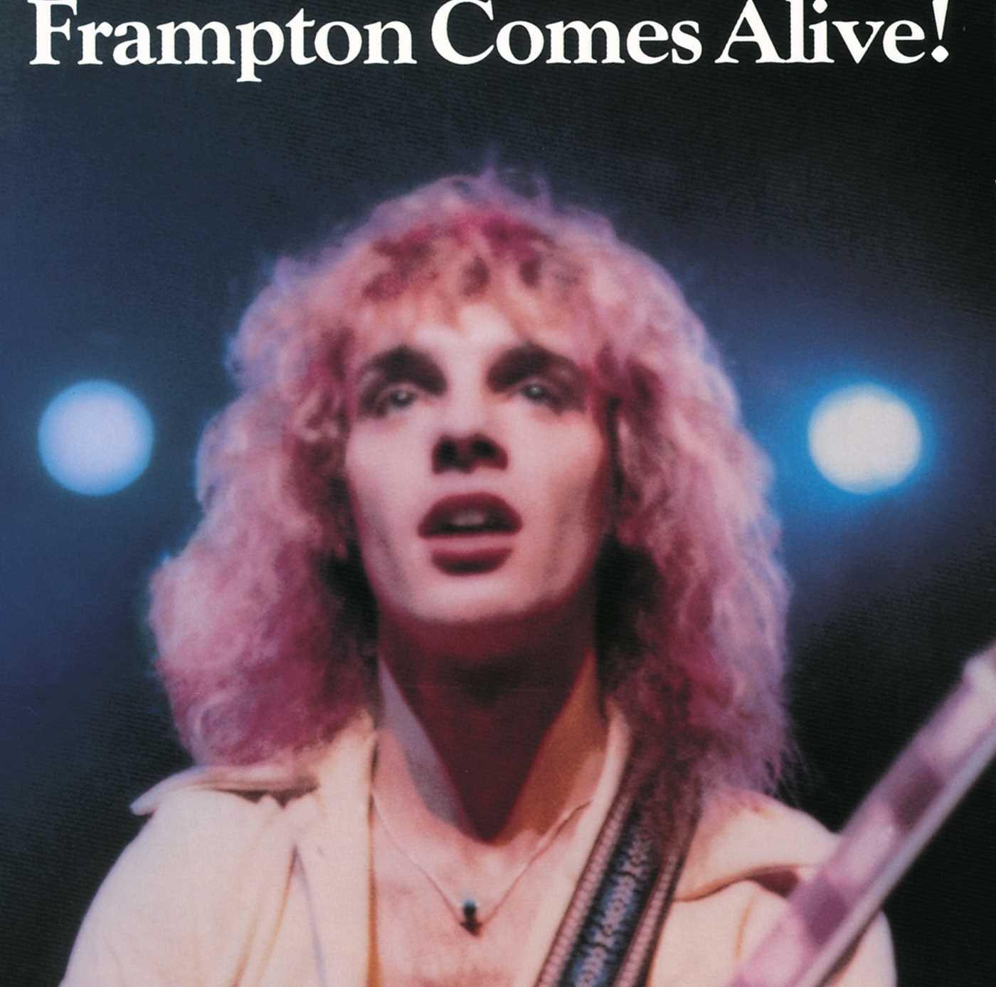 New item Frampton Opening large release sale Comes Alive