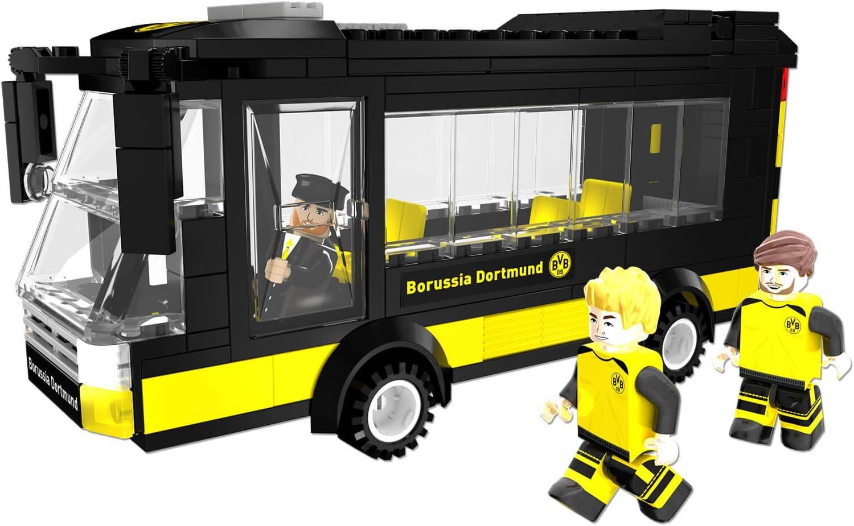 Unbekannt 19331300 Kit de Construction BVB Borussia Dortmund
