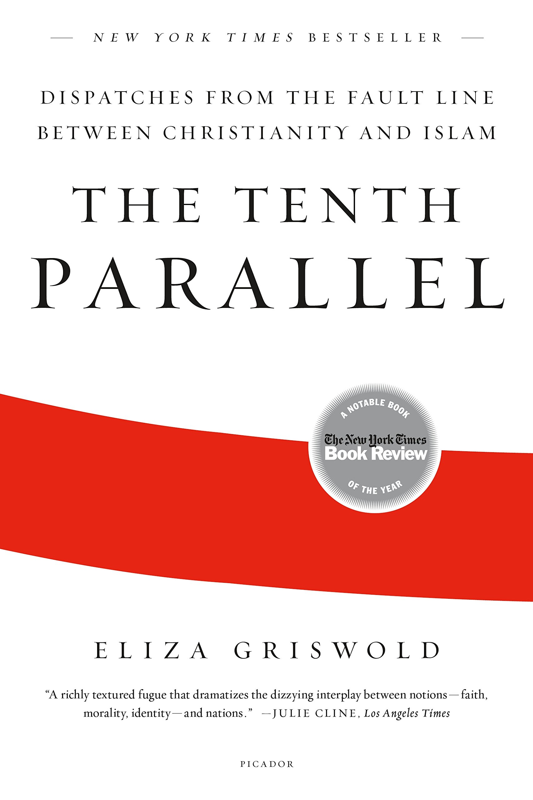 the tenth parallel dispatches from the fault line between