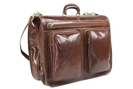 Funda para traje con forma de maletín - Ideal como equipaje ...