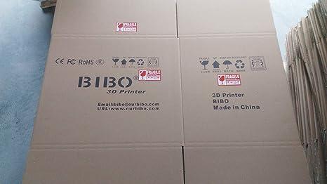 BIBO Impresora 3D BIBO 2 Caja: Amazon.es: Oficina y papelería