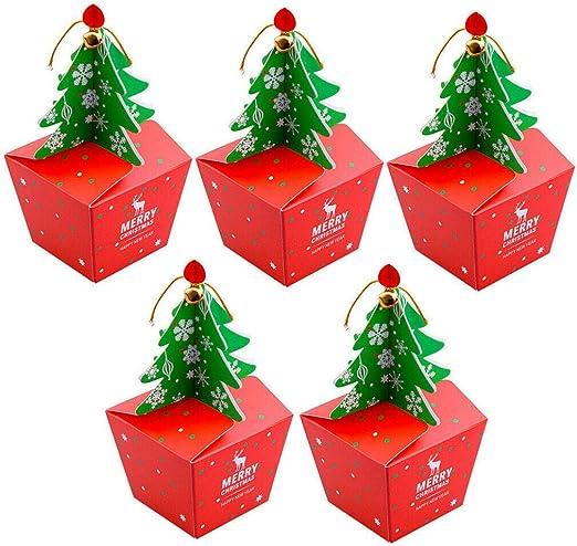 EliteKoopers - Caja de Regalo Grande para Navidad: Amazon.es: Hogar