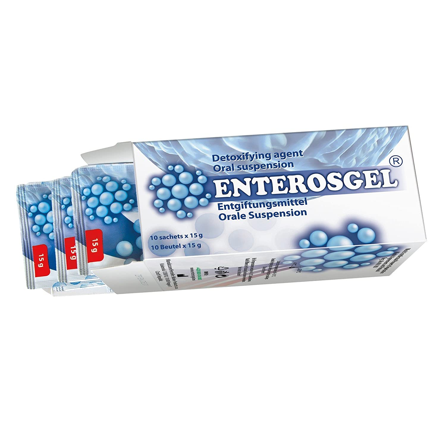 Polysorb or Enterosgel: which is better, instructions for use and composition 85