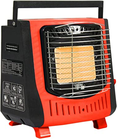 Dream Cool Gas Heater Portable Outdoor Heating Stove Camping Fishing Tent Car Heating Stove For Picnic Travels Family Get Togethers Beach Parties Red Amazon Co Uk Kitchen Home