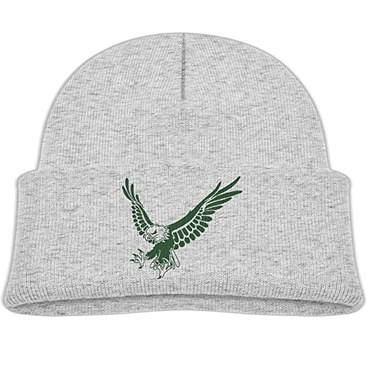 Amazon com: Eagle B Outline 3000 Pixels Baby Winter Hat