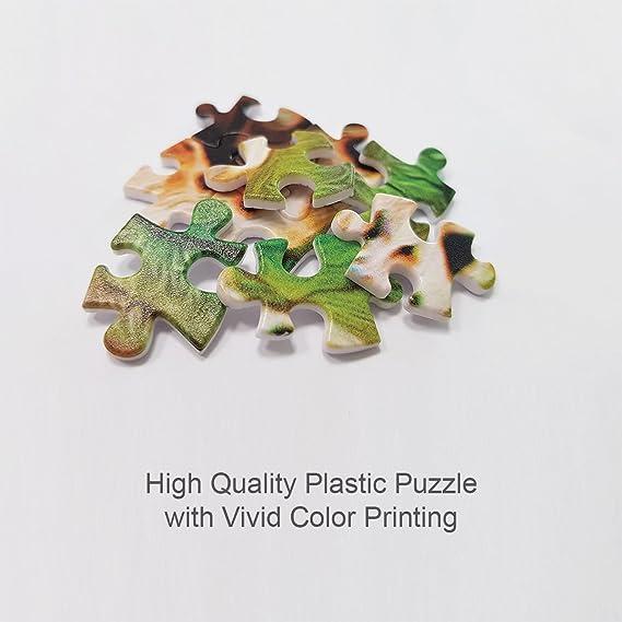Gogh 1888-500 Piece Plastic Puzzle Sunflowers Pintoo H1773 Vincent Van