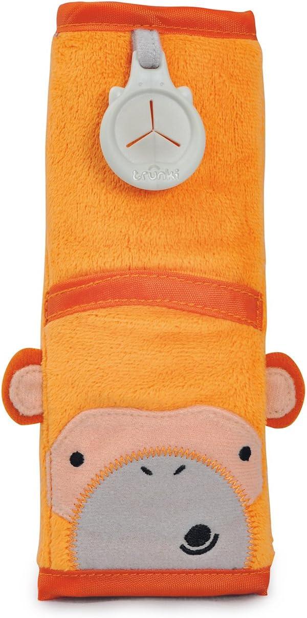 Blue Trunki Children/'s Seat Belt Pad SnooziHedz