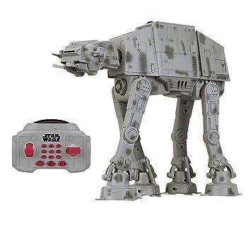 MTW Toys 3106500 - Star Wars, RC U Command AT - AT, mit Fernsteuerung, ca. 25 cm