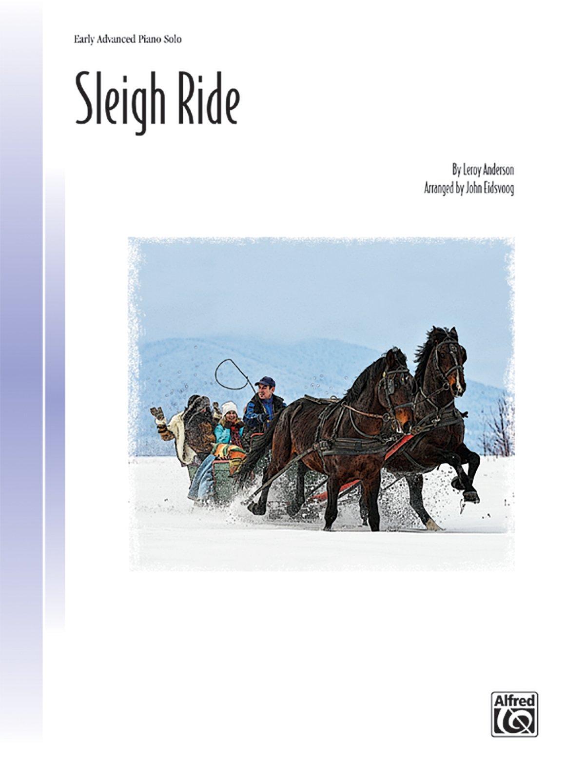 Sleigh Ride: Sheet (Popular Performer Series) PDF