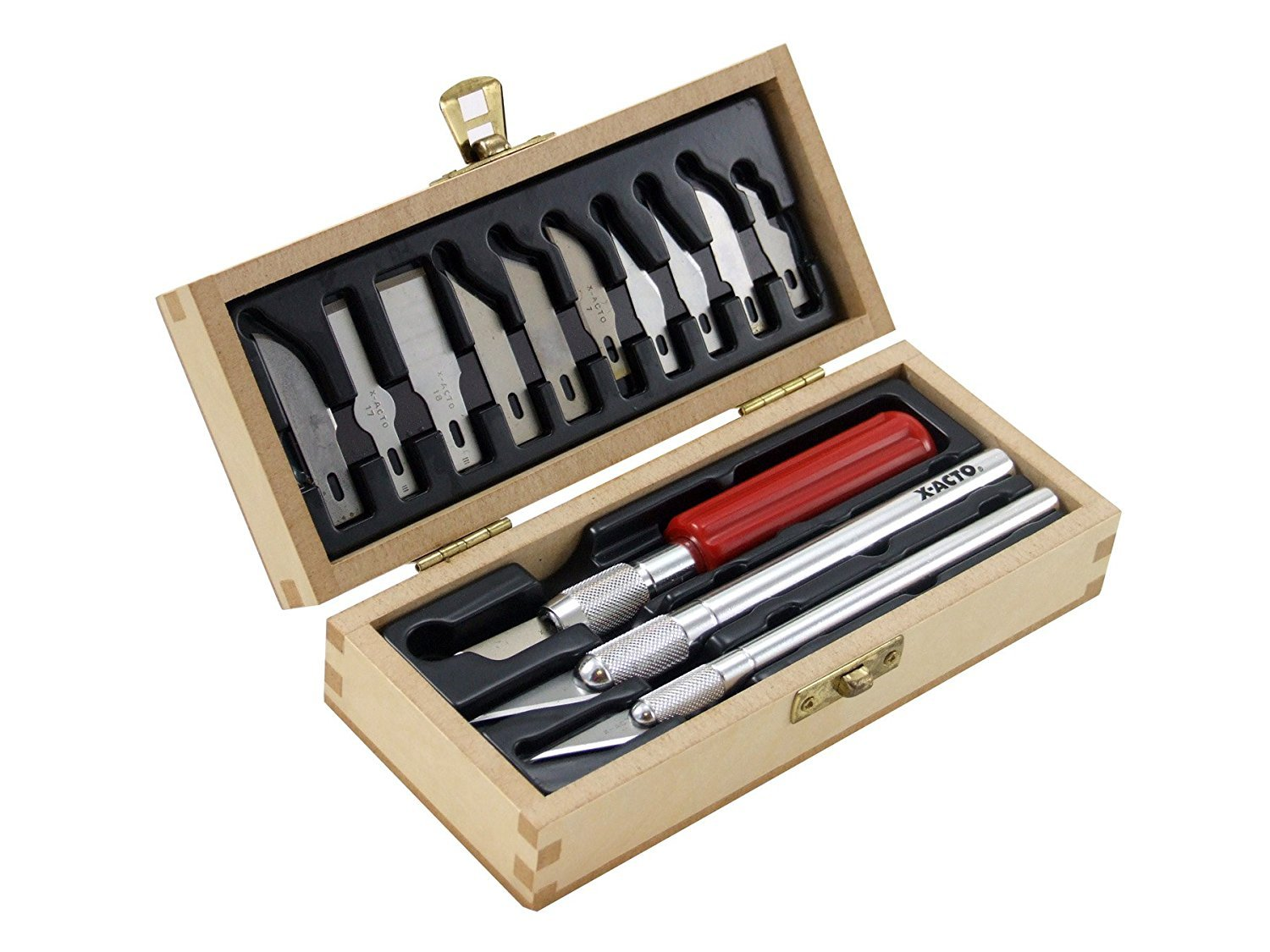 X-Acto Xacto X5282 Basic Knife Set (Original New Version - Limited Edition)
