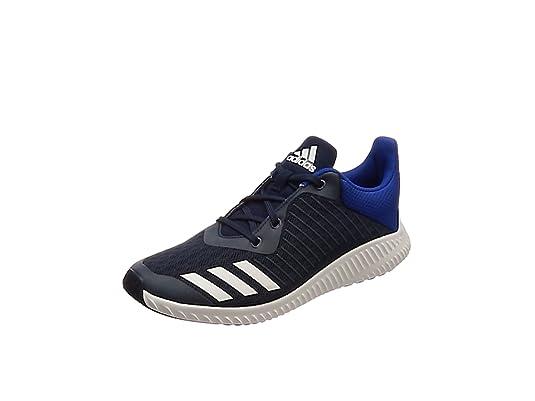 separation shoes 46d5e f8d02 adidas Fortarun K, Scarpe Running Unisex-Bambini, Blu ConavyFtwwhtCroyal