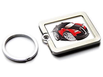 Bugatti Veyron - Frontal Llavero oficial de Premium de ...