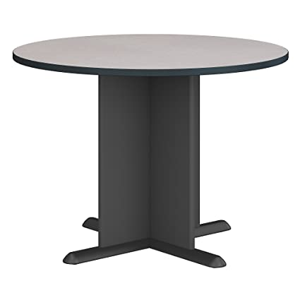 Amazoncom Bush Business Furniture Series A C Inch Round - Hon 42 round conference table