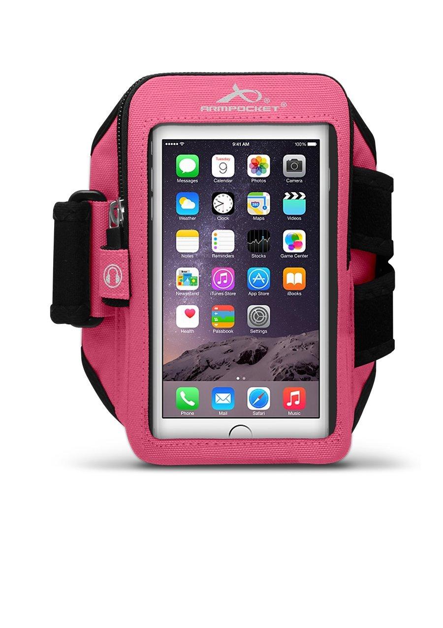 Arm Pocket i-35 Arm Band, Pink, Small by Armpocket