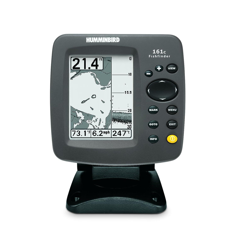 Amazon.com: Humminbird 161 Combo 4-Inch Waterproof Marine GPS and  Chartplotter: Cell Phones & Accessories