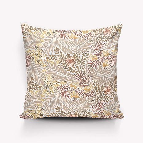Amazon.com: DCGARING Funda de almohada verde árbol de la ...