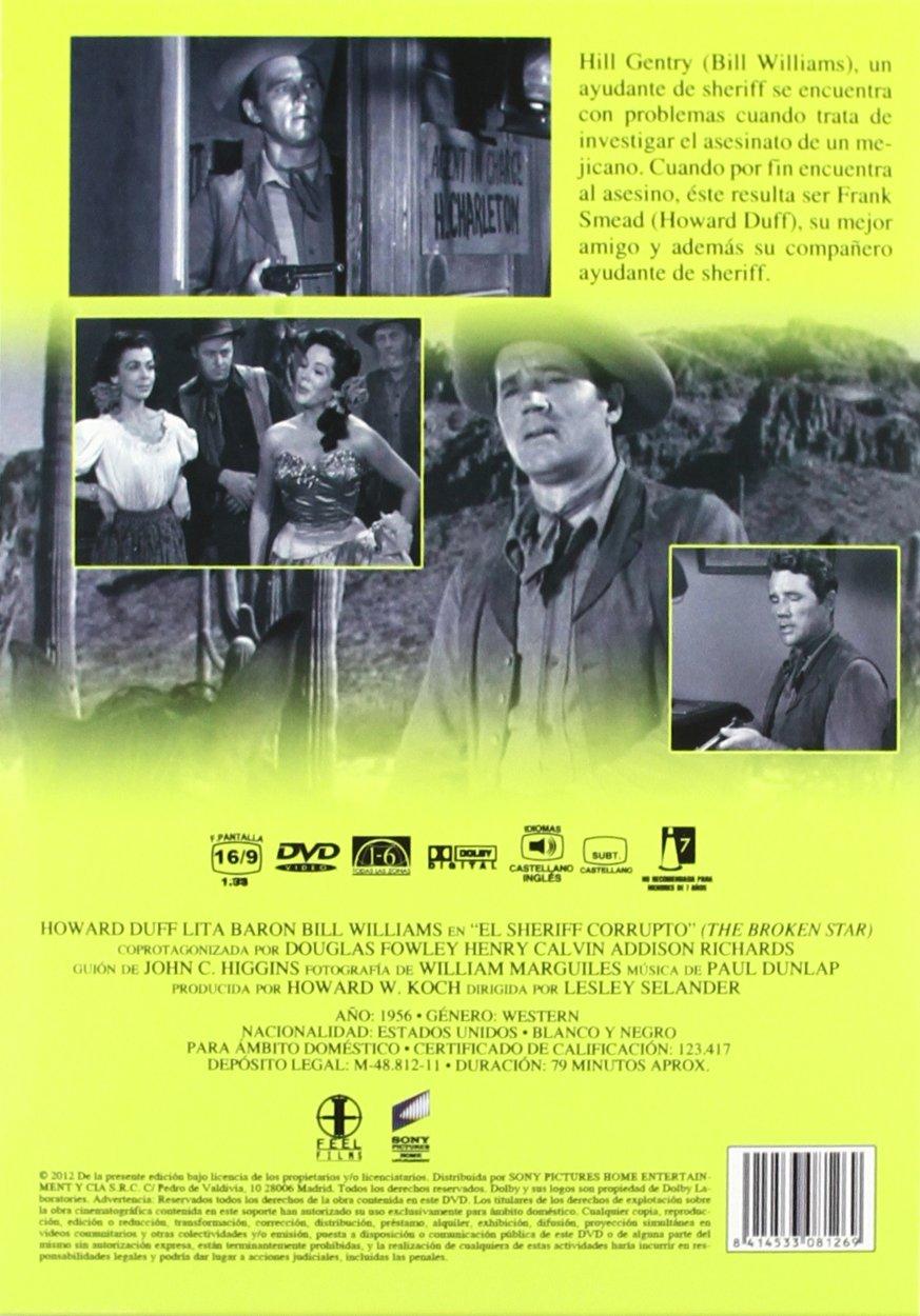 El Sheriff Corrupto [DVD]: Amazon.es: Duff, Howard, Baron, Lita ...